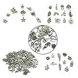 Wholesale Bulk Lots Jewelry Making Silver Charms