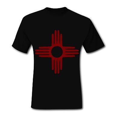 Amazon G8d Men Styles Zia Symbol Clip Art Print Shirts Clothing