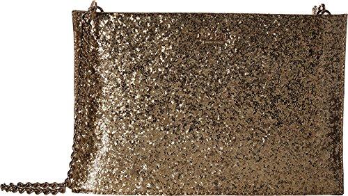 Kate Spade New York Women's Wedding Belles Glitterbug Sima Gold Handbag by Kate Spade New York