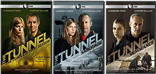 The Tunnel Seasons 1-3