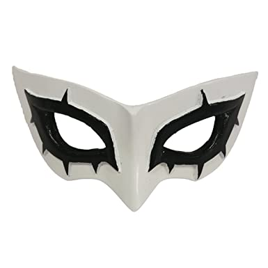 Amazon.com: Marrol P5 Persona 5 Hero Arsène Joker - Máscara ...