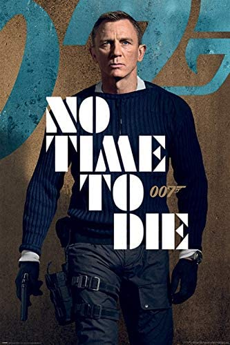 Movie James Bond 007 No Time to Die comes to movie theaters in 2021