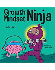 Growth Mindset Ninja: A Children's Book About the Power of Yet