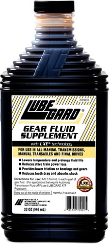 Lubegard 30903 Gear Fluid Supplement, 8 oz.
