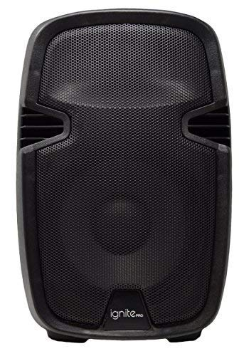 Ignite Pro 10'' Pro Series Speaker DJ/PA System/Bluetooth Connectivity 1800W by Ignite Pro