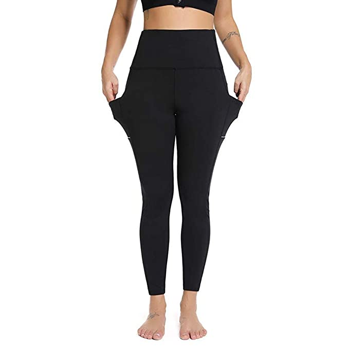 Amazon.com: SGMORE ❤ Leggings de fitness para mujer ...