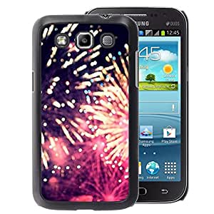 A-type Arte & diseño plástico duro Fundas Cover Cubre Hard Case Cover para Samsung Galaxy Win I8550 (Fireworks 4'Th Independence Day July)
