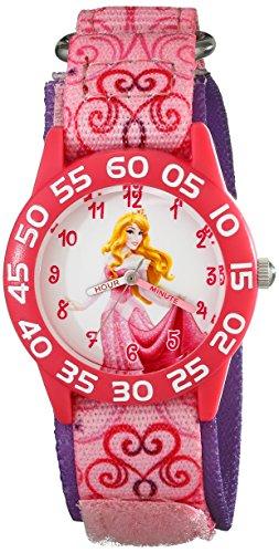 Aurora Analog Display Analog Quartz Pink Watch ()