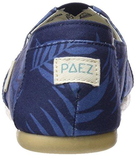Paez Print Navy Alpargatas Original Hombre para Azul Navy rZqrAw5