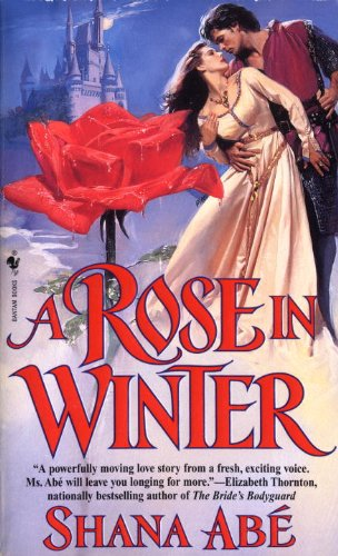 book cover of A Rose in Winter