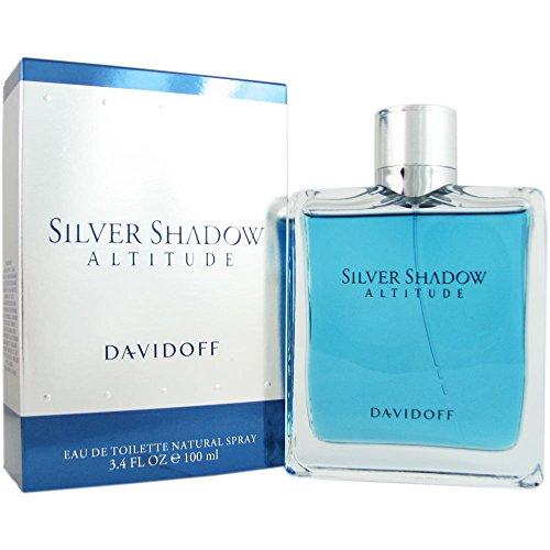 Davidoff Silver Shadow Altitude fragrance for men by Davidoff Eau De Toilette Spray 3.4 oz