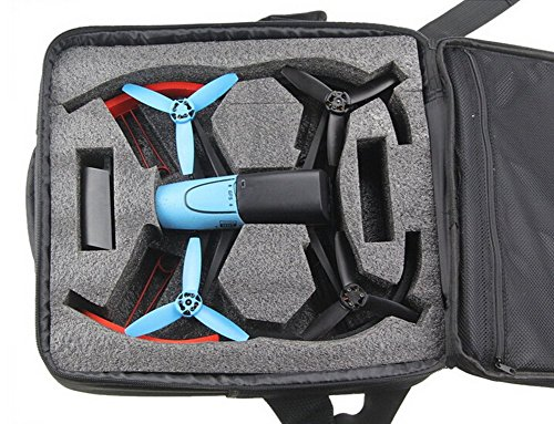 HUL Indie-TX Backpack Case for Parrot Bebop Drone and Sky Controller