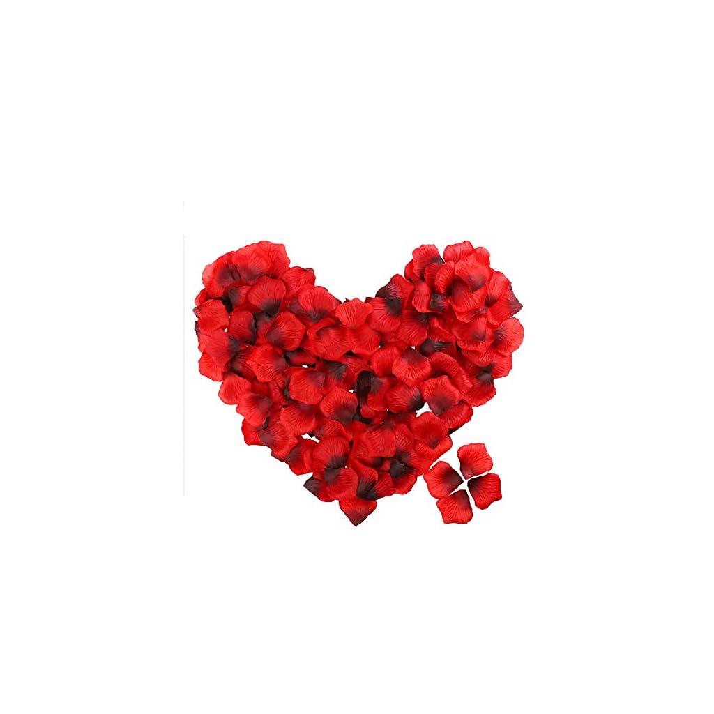 POAO-2500-PCS-Durabel-Artificial-Flowers-Romantic-Silk-Rose-Petals-Lightweight-Table-Confetti-Flowers-Wedding-Party-Decorations