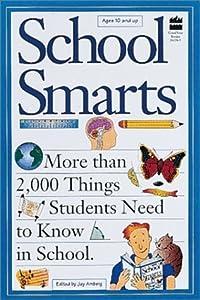 School Smarts by Jay Amberg (1996-12-03)