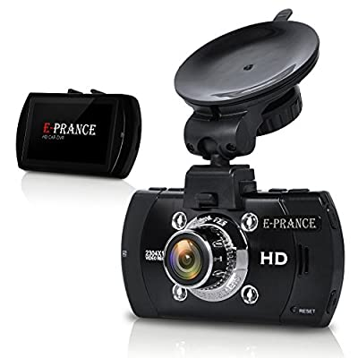 E-PRANCE® New Arrival B47fs Super Hd 1296p from The Rear View Camera Center