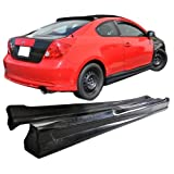 04-10 Scion TC Add-On Poly-Urethane Side Skirt Bodykit