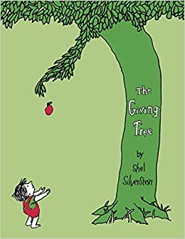The Giving Tree Amazoncouk Shel Silverstein 9781846143830 Books