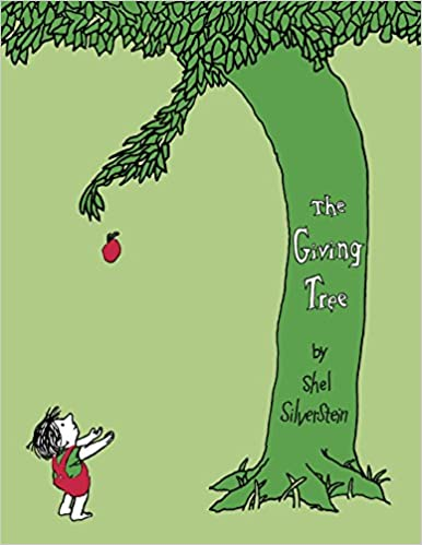 Image result for the giving tree book