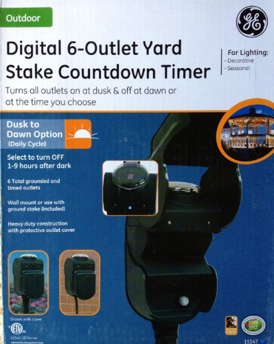 ge outdoor digital timer - 6