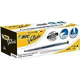 BiC VELLEDA Whiteboard 1721 Pocket Bullet Cetone Marker 1.5mm Black (Box 24)_PARENT_SPIG9 Box x 24