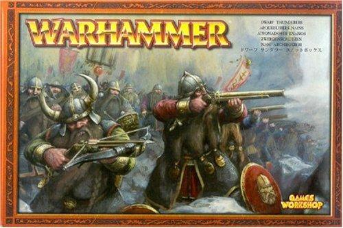 Dwarf Thunderers / Quarrellers Warhammer Fantasy