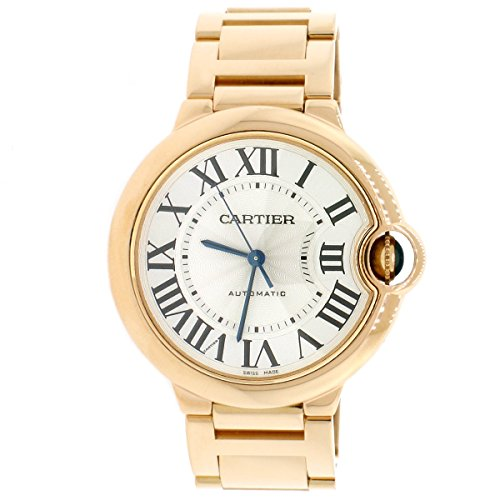 Cartier Ballon Bleu Automatic-self-Wind Female Watch W69004Z2 (Certified Pre-Owned)