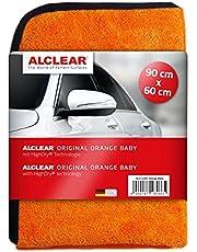 Alclear Automicrovezeldoek, droogwonder voor auto-onderhoud, autolak, motorfiets, keuken en huishouden, microvezel theedoek, zachte droogdoek