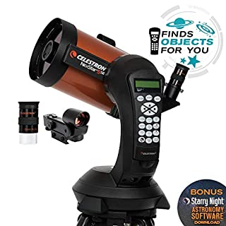 Celestron 11036 NexStar 5SE Computerized Telescope (Orange/Black) (B000GUHOYE) | Amazon price tracker / tracking, Amazon price history charts, Amazon price watches, Amazon price drop alerts
