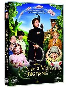La niñera mágica y el Big Bang [DVD]: Amazon.es: Emma