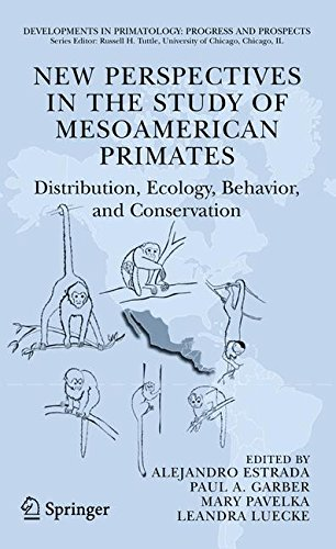 New Perspectives in the Study of Mesoamerican Primates: Distribution, Ecology, Behavior, and Conservation (Developments
