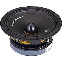 Power Acoustik MID65 Mid-65 6.5-Inch 300-Watt Midrange/Bass Driver