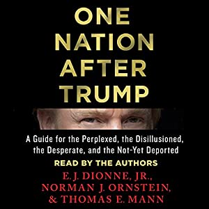 One Nation After Trump Audiobook