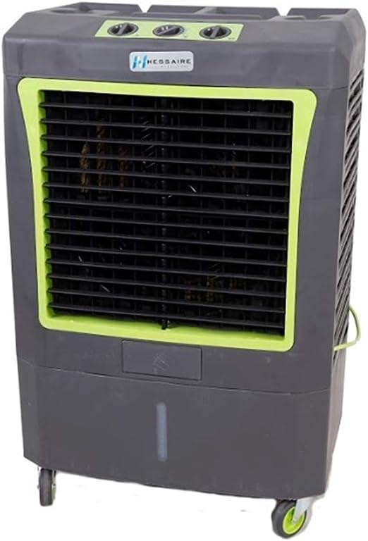 Amazon Com Hessaire M150 Portable Evaporative Cooler 3100 Cubic Feet Per Minute 10 Gal Direct Drive Home Kitchen