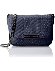 A X Armani Exchange Quilted Pu Crossbody