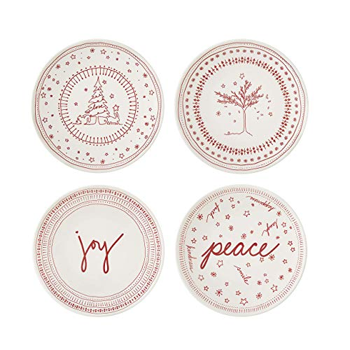 Plate 16cm Mixed Set of 4