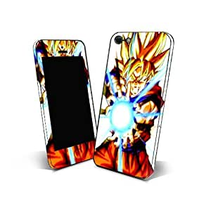Skin Sticker 3m Cover Phone for Nokia C2-03 Protection Skin Design Dragonball Z Cartoon NDGZ04