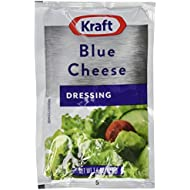 Kraft Blue Cheese Dressing, 1.5 oz. sachet, Pack of 60