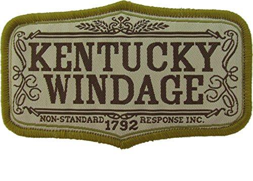 Kentucky Monkey - Kentucky Windage Morale Patch (Desert (Tan))