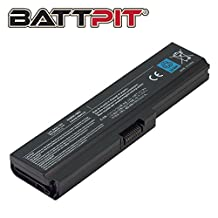 Battpit™ Laptop / Notebook Battery Replacement for Toshiba Satellite L775D-S7224 (4400 mAh) (Ship From Canada)