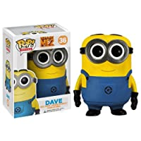 Funko POP Movies Despicable Me: Dave Vinyl Figure by Funko