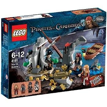 Lego Pirates Of The Caribbean 4181 : Isla De La Muerta