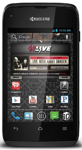 Kyocera Event Prepaid Android Virgin