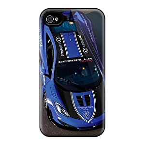 Design Mclaren Mp4 Gt3 Hard Case Cover For Iphone 4/4s