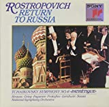 Tchaikovsky: Symphony No. 6, ''Pathetique'' (Return to Russia)