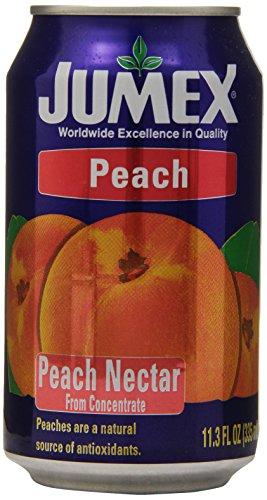 Jumex Peach Nectar - Jumex Nectar Peach, 11.3-Ounce (Pack of 24)