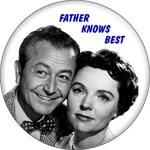 Father Knows Best (Jim Anderson/Robert Young and Margaret Young/Jayne Wyatt) - 1 1/2