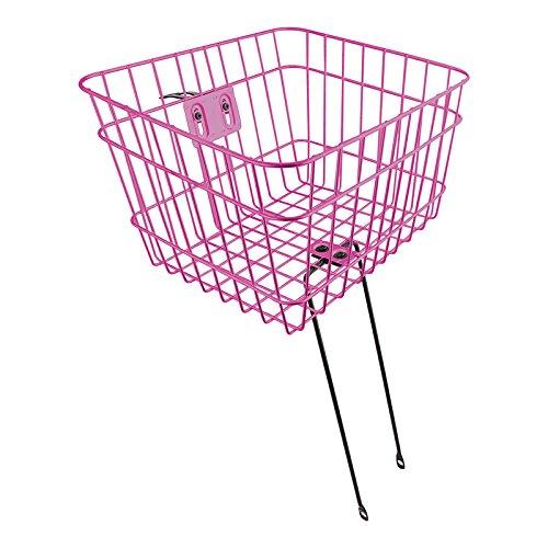 Sunlite Large Basket w/ Fixed Struts, Pink