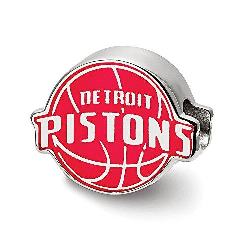 Detroit Pistons Laser - 6