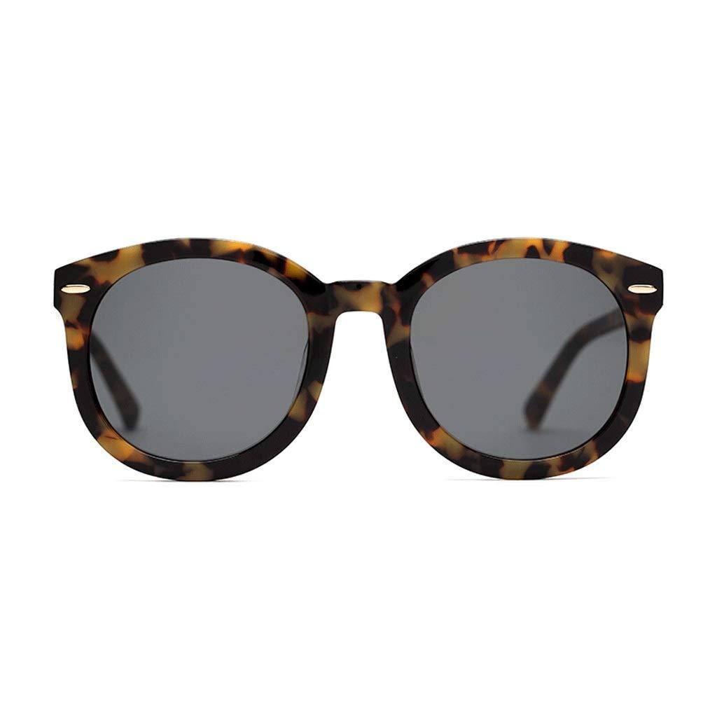 新しいラウンドフレームかわいい女性のサングラス甘いサングラス凹面形削り盤