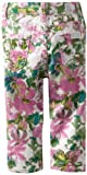 51EE 7ArCkL. SL160  7 For All Mankind Baby girls Infant The Skinny, Kauai Floral, 18 Months